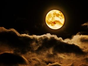 """又一网红打卡地诞生,""""双月""""奇观,即将惊现潢川?"""