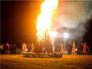 唯一一次篝火晚会就被圈粉了