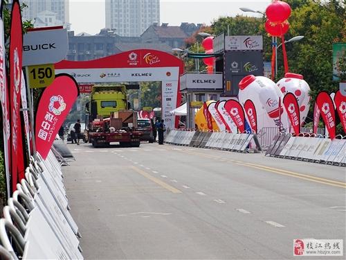 环中国自行车赛环金湖九圈半