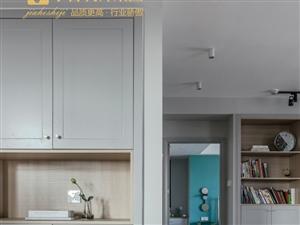 【家合装饰】89�O舒适北欧2室2厅,谱写生活的精致与浪漫