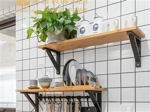 【家合装饰】大气美观的厨房就得这么装!