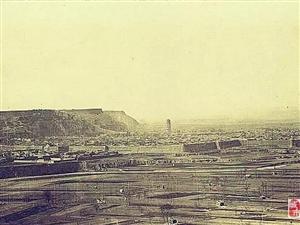 """【绿野书院】武功县的老照片,""""消失""""的那些画面…谁还记得?"""