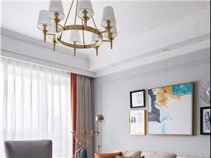 家合装饰,95�O温馨美式,色调搭配尽显优雅气质