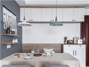 家合装饰,83�O现代北欧,简约舒适的小资格调