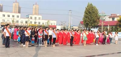 高阳县举行2019年国家网络安全宣传周高阳活动启动仪式