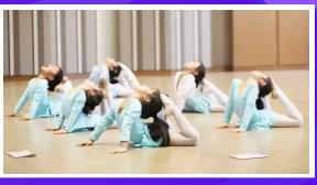 舞艺新增福信授课点于9月21日早上举行免费试课