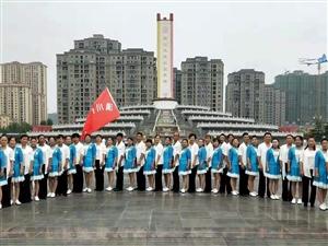 潢川跳舞队,跳到首都北京了