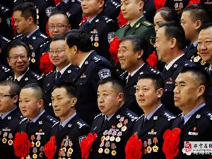 定了!青海公布65�省�和省�工作部�T表彰�目