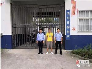 太嚣张!栾川一男子恶意骚扰110、辱骂接警人员被拘