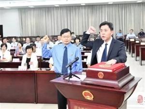 """""""扫黑尖兵""""张晓东被任命为宿州市人民政府副市长!"""
