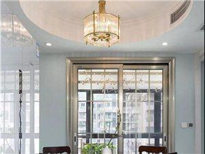 家合装饰,120�O浪漫美式,享受精致优雅慢生活