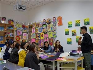 合阳县对40余名乡村少年宫教师进行集中培训