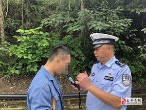 交警大队工业园区中队查获七起酒后驾驶机动车违法行为