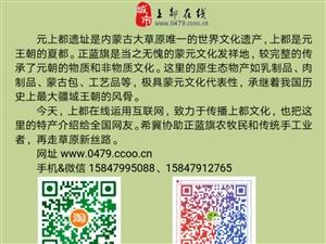 上都在线联合党支部网络便民服务平台为正蓝旗广大居民提供信息服务