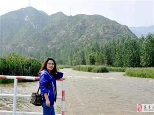 一个叫泥河的村庄作者  秦晓梅