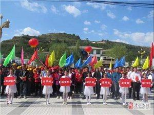 全民运动助脱贫举国欢庆迎华诞黄门镇举行第六届农民运动会
