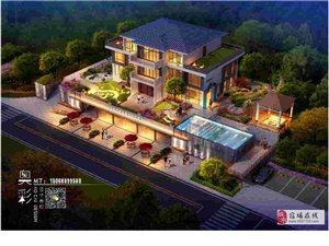 杭州专业民宿效果图设计制作,民宿改造设计