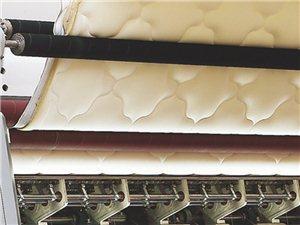 床垫被子花型绗缝机