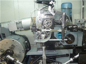 床垫加工设备双锥弹簧数控卷绕机+喜登堡