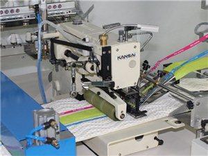 WY-3A 高产量 床垫侧面装饰缝纫机 床垫缝边机 -喜登堡
