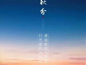【江山・澜庭叠院】秋分