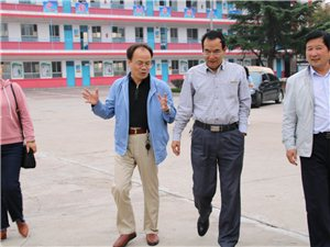 """合阳县教育系统六名""""三三人才工程""""推荐人选接受市人社局实地考察"""