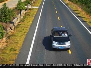 寻乌又一批不系安全带被曝光,属交通违法行为!