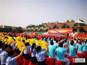 七律 歌唱祖国(吴松林)