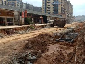 高州桂圆二路工程建设稳步推进,预计11月底前可通车!