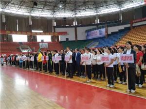 岳池县25支队伍,500余名运动员用赛场风采庆祝新中国成立70周年!