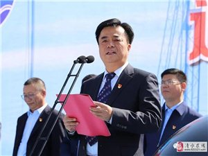 清水县城区供水工程通水