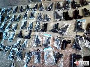 储存仿真枪支,驻马店一男子被警方拘留
