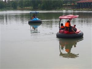 滁州市花博园新气象
