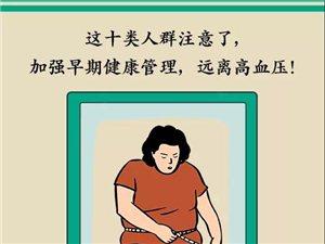 【高血压日】注意!这十类人属于高血压高危人群,快掌握这些预防方法