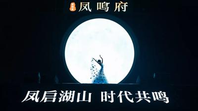 碧桂园凤鸣府美学产品发布盛典璀璨开启凤启湖山,时代共鸣|让世界重识宜兴人居!