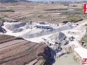 即墨一石子厂严重污染环境村民生活苦不堪言