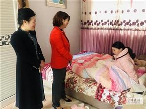 """宿州市妇联看望慰问""""四胞胎""""母亲"""