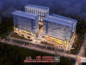 杭州酒店建筑外观3D效果图设计制作公司