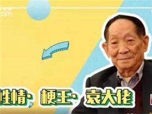 """""""90后梗王""""袁隆平再上热搜!感谢您好让我们吃饱了没事干……"""