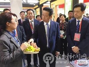 2019中国安徽名优农产品暨农业产业化交易会隆重开幕