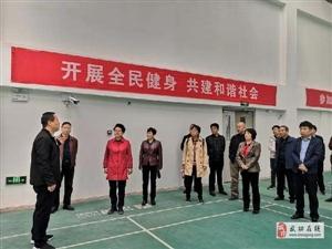 【民盟武功总支】王巧萍深入武功县调研全民健康服务管理工作