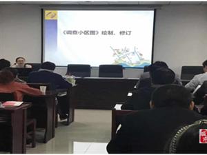 桐城市统计局召开2019年人口抽样调查业务培训会