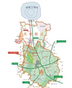 天府仁寿再迎新机遇,北部新城引领区域居住升级