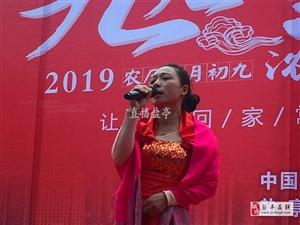 三元乡金鸭村:畅谈乡谊友情
