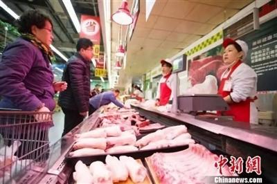 今天,你吃肉了吗??!!!猪肉价格同比涨69.3%,CPI同比涨3%创近6年来新高