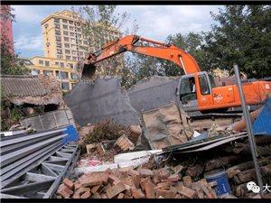 重拳出击!博兴3处违法建筑被拆除,拆除建筑面积524平方米!