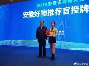 2019安徽省网商大会在滁州举办