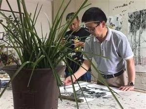 且行且惜,风景这边独好――葛军近年滁州素材中国画创作管窥。