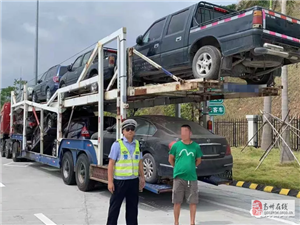 """高州司机注意:""""逢五""""必查,茂名交警开展统一行动!"""
