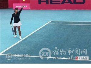 宿网女单首轮结束 五朵中国小花晋级